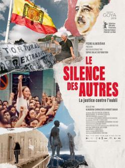 Affiche silence des autres