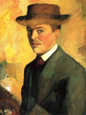 Amacke autoportrait