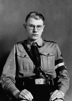 August sander member of the hitler youth 1938