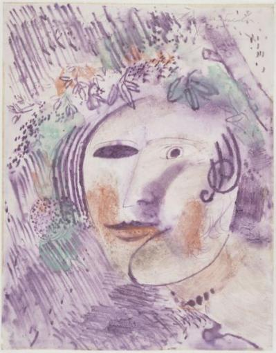 Chagall apollinaire