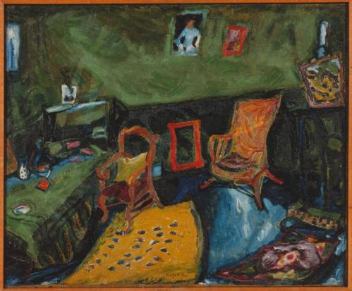 Chagall l atelier