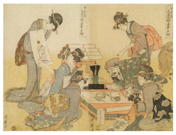 Daikokuten dieu du bonheur 5701