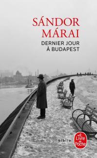 Dernier jour budapest