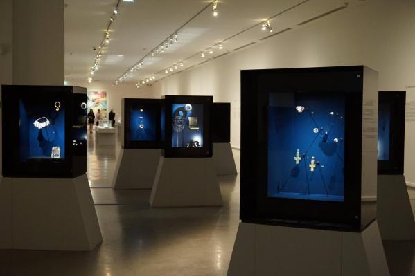 Exposition medusa au musee dart moderne de paris1