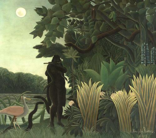Henri rousseau la charmeuse de serpents 1907 169x189 orsay