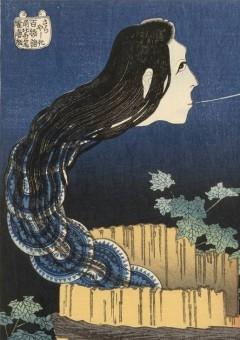 Hokusai okiku