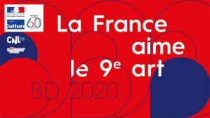 La france aime le 9eme art