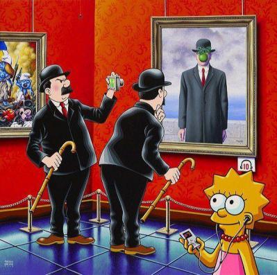 Magritte dupont