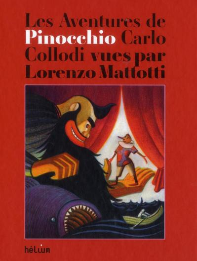 Pinocchio mattoti