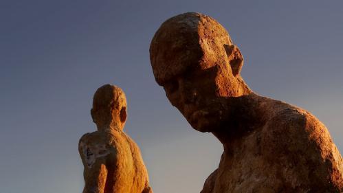 Sculptures victimes franquisme