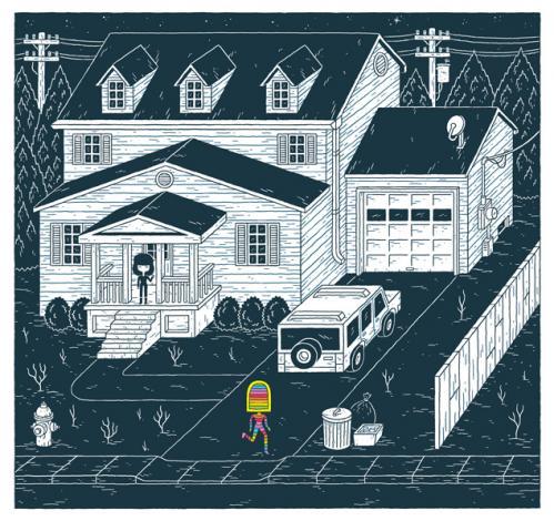 Sous la maison 1