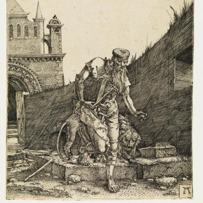 St jerome a la muraille 1515 1517