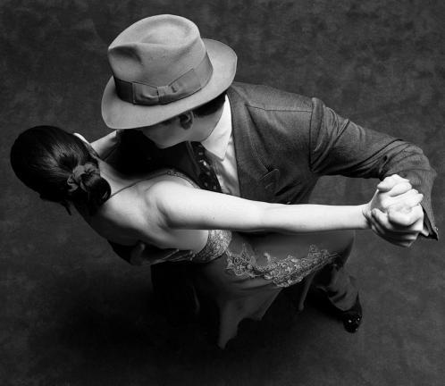 Tango serie baile 07 1998