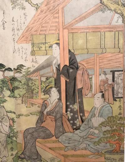 Utamaro ete detail