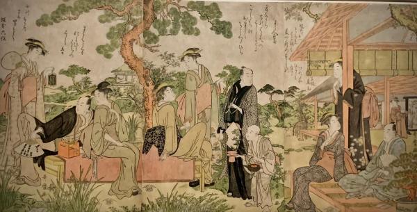 Utamaro ete